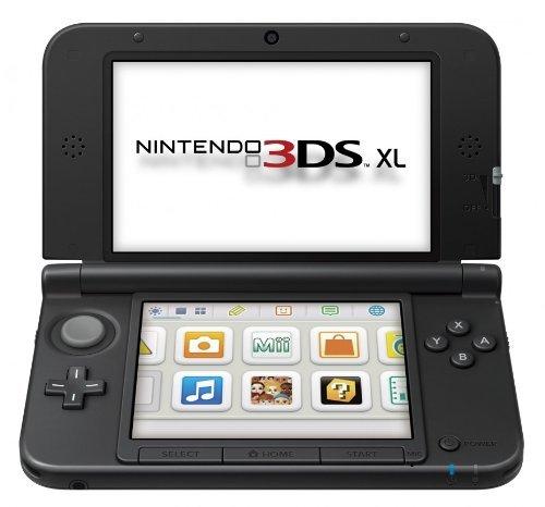 Nintendo 3DS XL - Blue/Black Featured