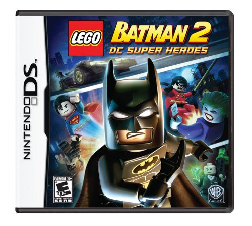 LEGO Batman 2: DC Super Heroes - Nintendo DS Featured