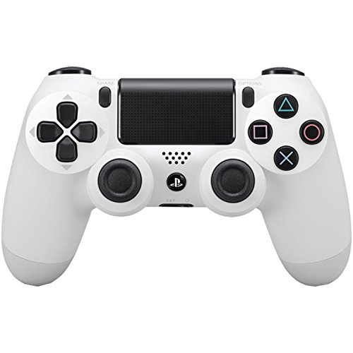 DualShock 4 Wireless Controller for PlayStation 4 - Glacier White Featured