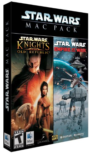 Star Wars Mac Pack Featured