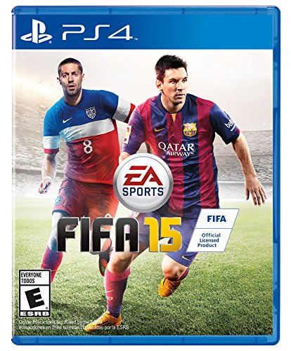 FIFA 15 - PlayStation 4 Featured