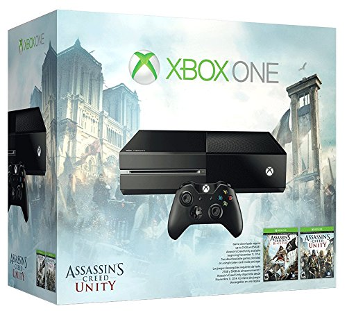 Xbox One Assassin's Creed Unity Bundle Featured