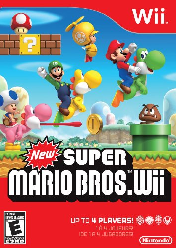 New Super Mario Bros. Wii Featured