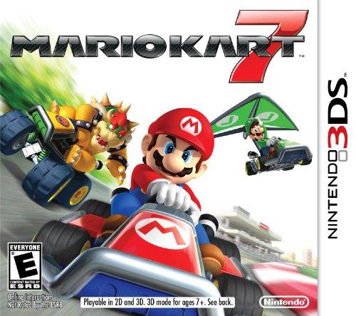 Mario Kart 7 Featured
