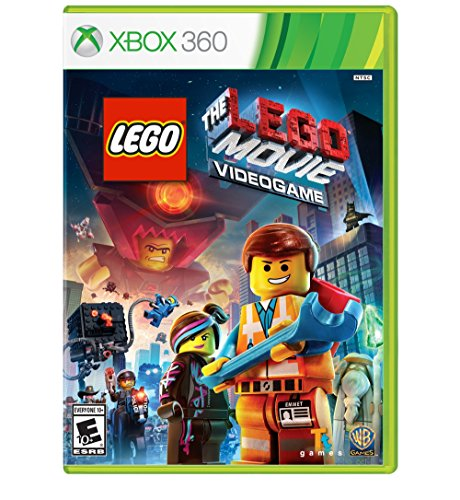 The LEGO Movie Videogame - Xbox 360 Standard Edition Featured
