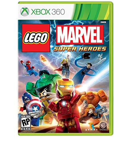 Lego: Marvel Super Heroes Featured