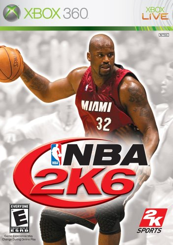 NBA 2K6 - Xbox 360 Featured
