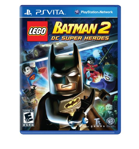 LEGO Batman 2: DC Super Heroes - PlayStation Vita Featured