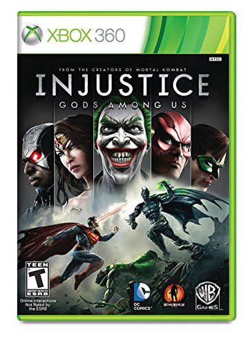 Injustice: Gods Among Us - Xbox 360 Featured