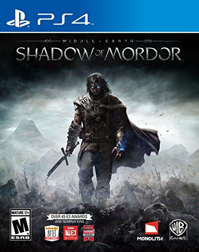 Middle Earth: Shadow of Mordor - PlayStation 4 Featured