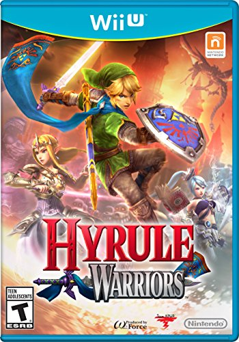 Hyrule Warriors - Nintendo Wii U Featured
