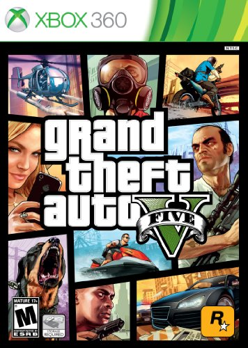 Grand Theft Auto V - Xbox 360 Featured