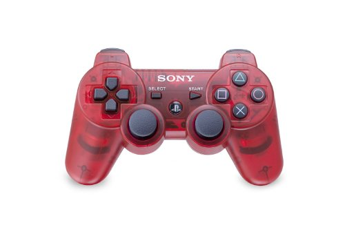 PlayStation 3 Dualshock 3 Wireless Controller (Crimson Red) Featured