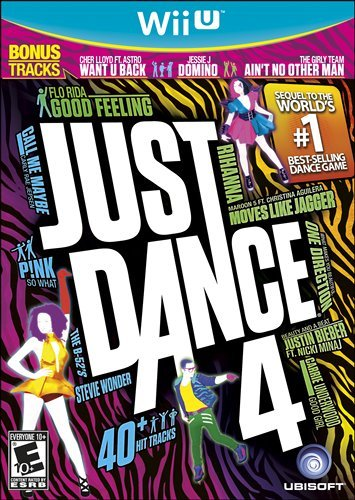 Just Dance 4 - Nintendo Wii U Featured