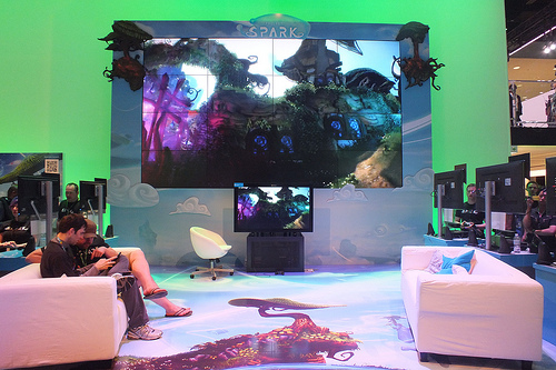 2013 E3 - XBOX ONE Project Spark Featured