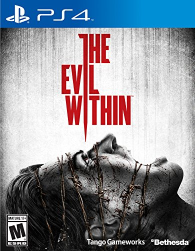 The Evil Within - PlayStation 4 Featured