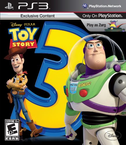 Toy Story 3 The Video Game - Playstation 3 Featured