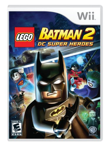 LEGO Batman 2: DC Super Heroes - Nintendo Wii Featured