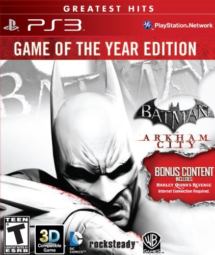 Batman: Arkham City (Game of the Year Edition) - PS3 Featured