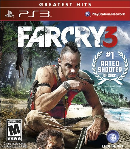 Far Cry 3 - Playstation 3 Featured