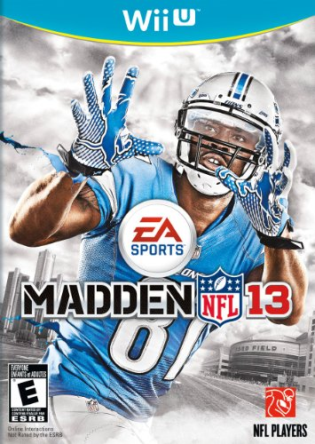 Madden NFL 13 - Nintendo Wii U Featured