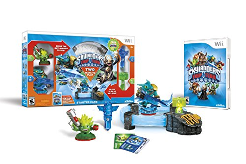 Skylanders Trap Team Starter Pack - Wii Featured