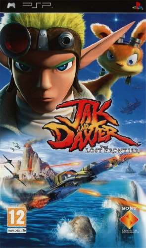 Jak & Daxter: The Lost Frontier - Sony PSP Featured