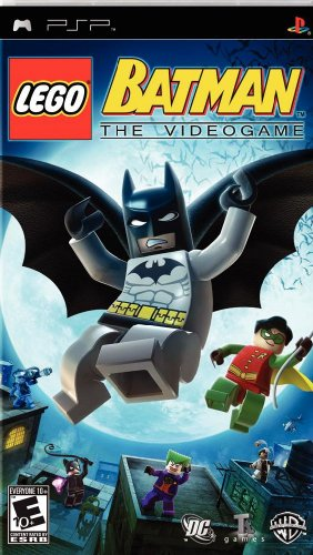 LEGO Batman - Sony PSP Featured