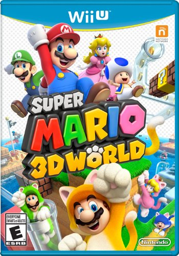 Super Mario 3D World - Nintendo Wii U Featured
