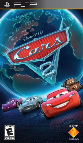 Cars 2 - Sony PSP Featured