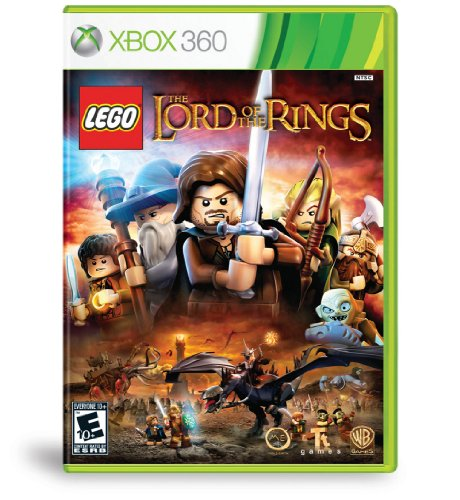 LEGO Lord of the Rings - Xbox 360 Featured