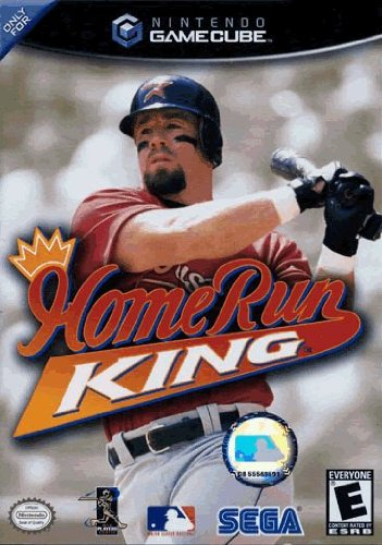 HOME RUN KING - Gamecube Featured