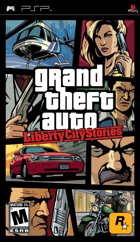 Grand Theft Auto Liberty City Stories Featured