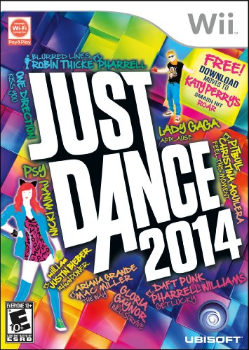 Just Dance 2014 - Nintendo Wii Featured