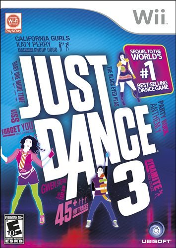 Just Dance 3 [Nintendo Wii] Featured