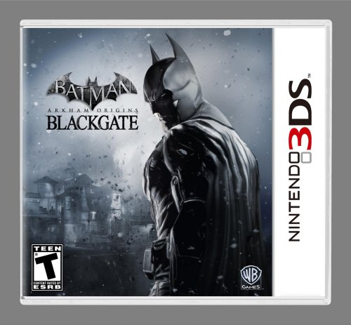 Batman: Arkham Origins Blackgate - Nintendo 3DS Featured