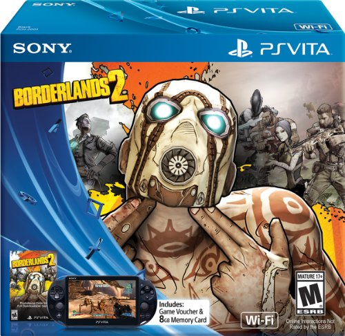 Borderlands 2 - Limited Edition - PlayStation Vita Bundle Featured