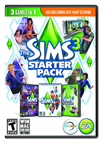 The Sims 3 Starter Pack - PC/Mac Featured